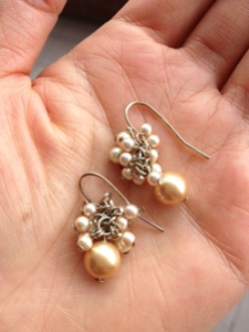 OOTD - Earings via http://itsjoulife.wordpress.com/