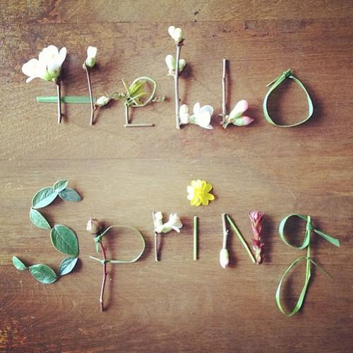 привет весна 1 марта начало тепла