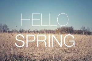 Hello Spring via http://itsjoulife.wordpress.com/2013/03/20/hello-spring/#