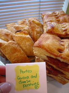 porto's guava & cheese pastries via https://itsjoulife.wordpress.com/2013/04/02/a-blissful-30th-birthday/