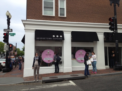 Georgetown Cupcakes via it's jou life - http://wp.me/p3cljj-ad