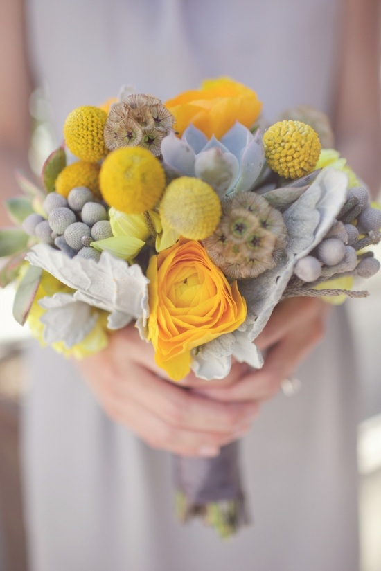 yellow and grey wedding bouquet wedding ideas it s jou 1507