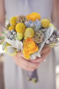 yellow gray wedding via it's jou life http://wp.me/p3cljj-bm