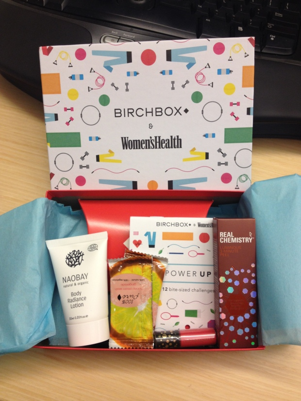 I heart my Birchbox! via Its Jou Life blog - http://wp.me/p3cljj-7I