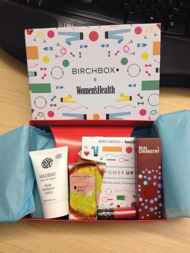 I heart my Birchbox! via Its Jou Life blog - http://wp.me/p3cljj-7I