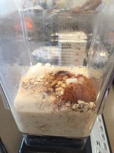 day 1 #birchboxchallenge // strawberry shortcake smoothie for bfast via It's Jou Life blog http://itsjoulife.wordpress.com/?p=1025