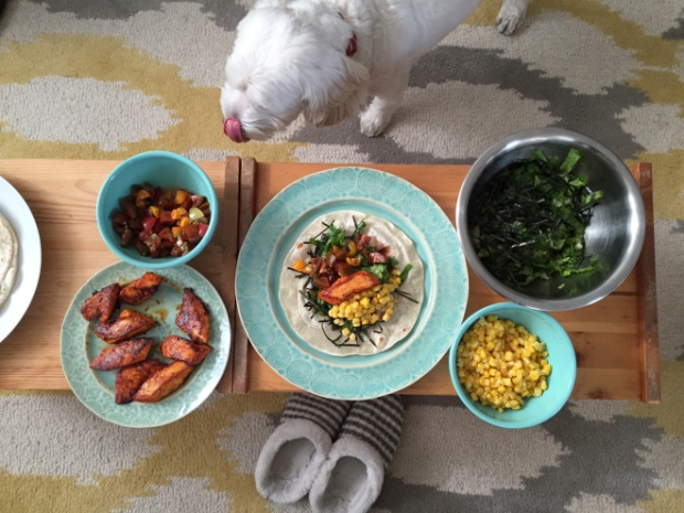 Day 4 // Make Lunch Your Biggest Meal // Birchbox Challenge on It's Jou Life blog http://itsjoulife.wordpress.com/?p=1041