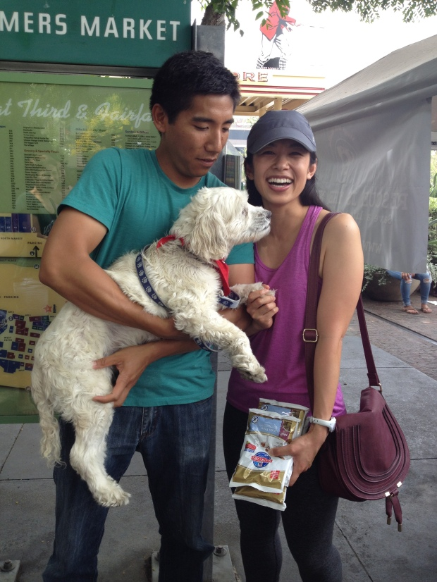 Who Rescued Who? One-Year Recap of Dog Adoption // http://wp.me/p3cljj-jq