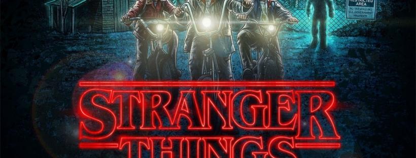 Friday Favorites // Stranger Things via It's Jou Life // https://itsjoulife.wordpress.com/2016/08/18/friday-favorites-stranger-things-happy-centennial-bday-nps-stamps-lynda-com